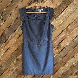 Forever 21 slate gray work dress